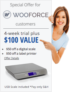Stamps.com WooForce Offer