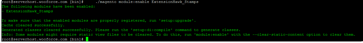module-enable