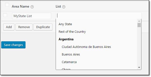 State List